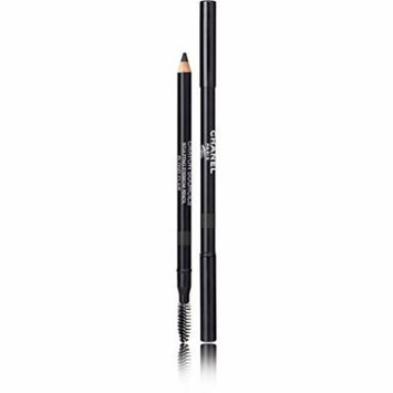 CHANEL CRAYON SOURCILS SCULPTING EYEBROW PENCIL # 60 NOIR CENDRE
