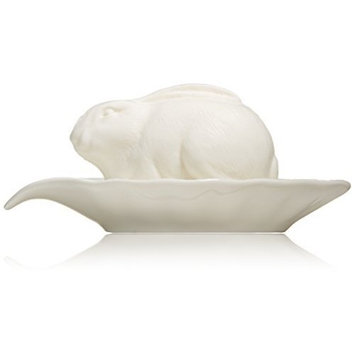 Gianna Rose Animal-Shaped Soap with Soap Dish [Rabbit]
