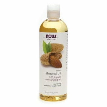 NOW Solutions Sweet Almond Oil 16 fl oz / 473 ml