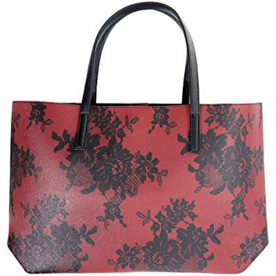 Ion Holiday Tote Black Lace