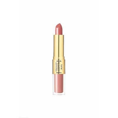 Tarte Double Duty Beauty The Lip Sculptor Double Ended Lipstick & Gloss ~ Full Size Unboxed ~ (Dusty Rose) Treat