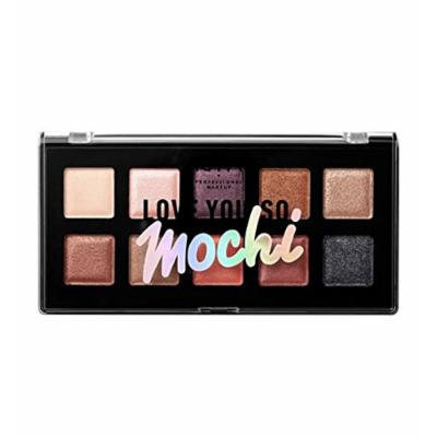 NYX Love You So Mochi Eyeshadow Palette ~ Sleek And Chic