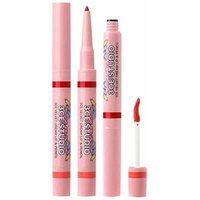 3CE Studio Velvet Cream Lip & Pencil, Coral Moon