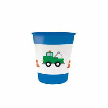 Traffic Jam 12 oz Plastic Keepsake Cup/Case of 12