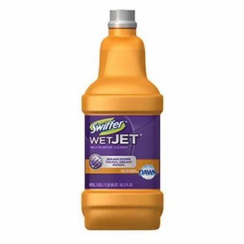 NEW Swiffer 1.25L WetJet Solution With Dawn Specially Formulated To Break