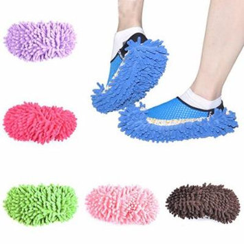 Girl12Queen Bathroom Dust Floor Cleaning Slippers Shoes Mop House Clean Shoe Covers