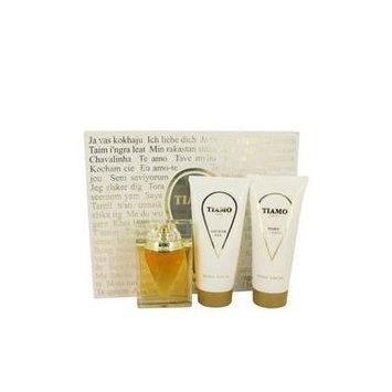 Gift Set -- 3.4 oz Eau De Parfum Spray + 6.8 oz Body Lotion + 6.8 oz Shower Gel