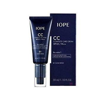 iope complete care cc cream (spf35/pa++) - #1 clear beige