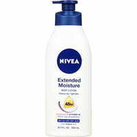 4 Pack - NIVEA Extended Moisture Body Lotion 16.9 Fl Oz Each
