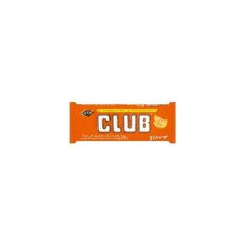 McVities Club Orange 8 Chocolate - Pack of 6