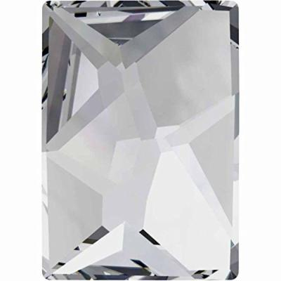 2520 Swarovski Flatback Crystals Hotfix Cosmic | Crystal | 10x8mm - Pack of 144 (Wholesale) | Small & Wholesale Packs | Free Delivery