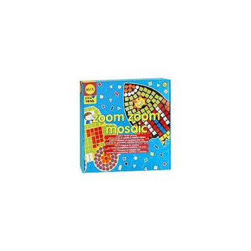 Alex Little Hands Zoom Zoom Mosaic Kit (pack of 6)