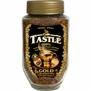 Cafe Tastle Gold Freeze-Dried Instant Coffee, 7.14 oz
