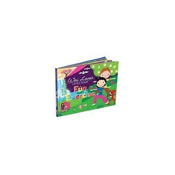 Wai Lana Little Yogis Fun Exercise Book (pack of 3)