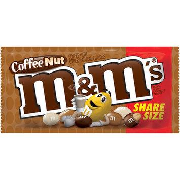 Mars M&Ms Coffee Nut KS 3.27oz