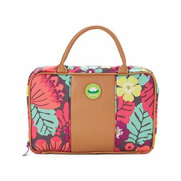 Lily Bloom Ralou Cosmetic Case in Trop Pop Floral