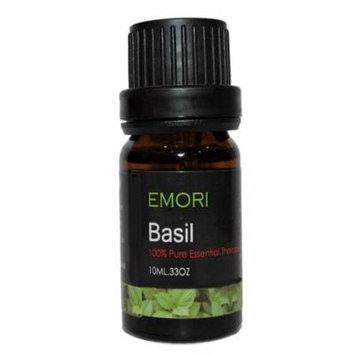 Basil 100% Pure Essential Oil Therapeutic Grade 10 ml