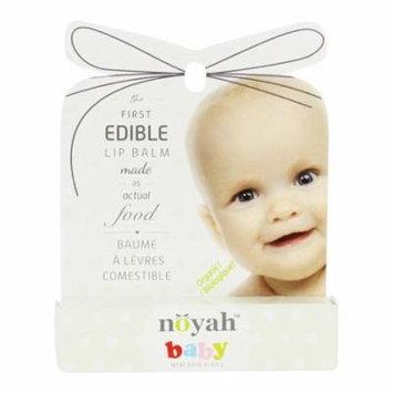Noyah - The First Organic Edible Baby Lip Balm - 0.15 oz. (pack of 6)