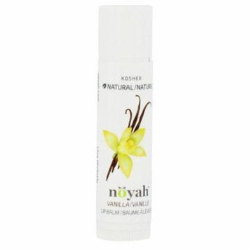 Noyah - Natural Lip Balm Vanilla - 0.15 oz. (pack of 2)