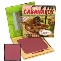 theBalm - Cabana Boy Shadow/Blush Matte Dusty Rose - 0.3 oz.(pack of 2)