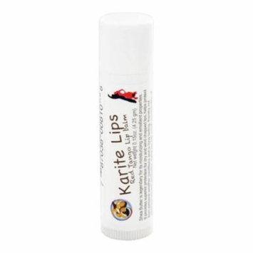 Mode De Vie - Karite Lips Shea Butter Lip Balm Red Tango - 0.15 oz. (pack of 12)