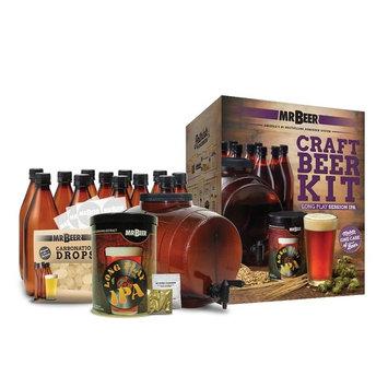 Mr. Beer 40-20974-00 Long Play IPA Complete Craft Beer Making Kit