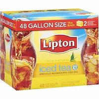 Lipton Iced Tea, Gallon Size Tea Bags (48 ct.) (pack of 2)