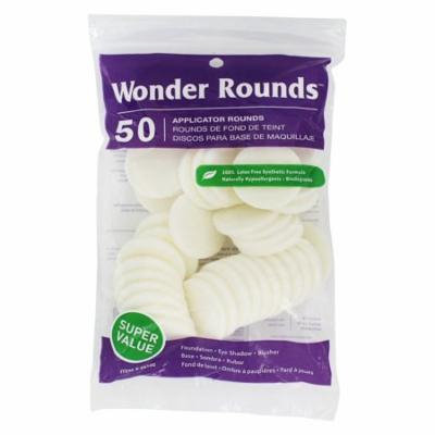 Wonder - Wonder Rounds Cosmetic Rounds - 50 Pack (pack of 4)