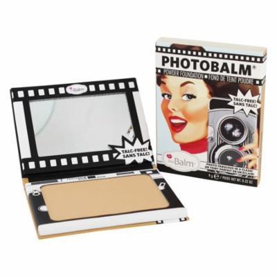 theBalm - PhotoBalm Powder Foundation Medium - 0.32 oz. (pack of 1)