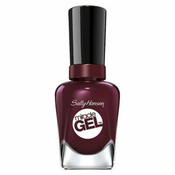 Wine Stock Miracle Gel Nail Polish 0.5 Ounce (3 Pack)