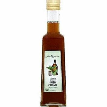 Flavorganics, Organic Irish Cream Syrup, Size - 8.5 Ounce, Pack of 3