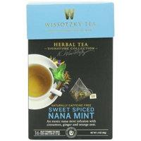 WISSOTSKY TEA NANA MINT SWT SPICED, 16 BG