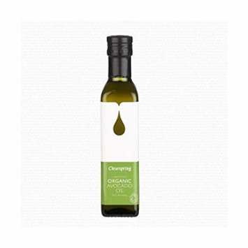 (10 PACK) - Clearspring Avocado Oil - Organic| 250 ml |10 PACK - SUPER SAVER - SAVE MONEY