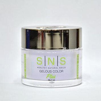 SNS Gelous Color Dipping Powder No Liquid, No Primer, No UV Light BOS17 1 oz