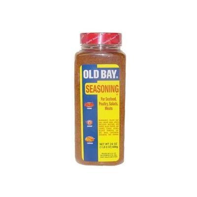 Old Bay Seasoning 24 oz (Pack of 4) by Old Bay