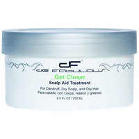 De Fabulous Get Closer Scalp Aid Treatment, 8.5 Ounce