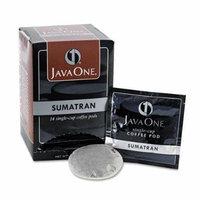 JAVA Trading 60000 Coffee Pods, Sumatra Mandheling, Single Cup, 14/Box