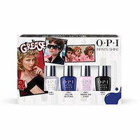 OPI Grease Collection Infinite Shine Minis 4 Piece Pack, 0.25 lb.