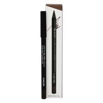 Cailyn - Gel Glider Eyeliner Pencil 02 Chocolate - 0.04 oz (pack of 3)