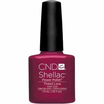 CND - Shellac Tinted Love (0.25 oz)