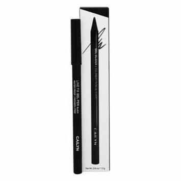 Cailyn - Gel Glider Eyeliner Pencil 01 Black - 0.04 oz. (pack of 6)