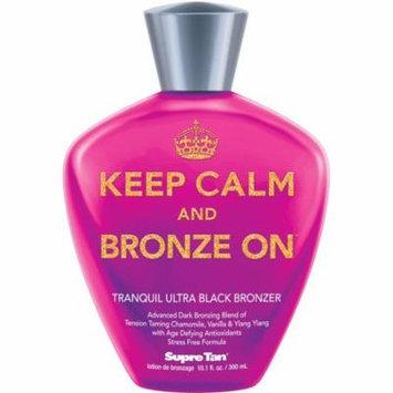 Supre Tan Keep Calm & Bronze On Black Bronzer 10.1 oz.