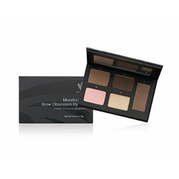 Moodstruck Brow Obsession Brunette Palette Impeccable products for impeccable eyebrows.