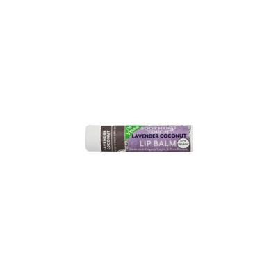 Soothing Touch - Vegan Lip Balm Lavender Coconut - 0.25 oz. (pack of 6)
