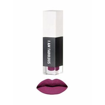 RealHer Purple Liquid Lipstick -