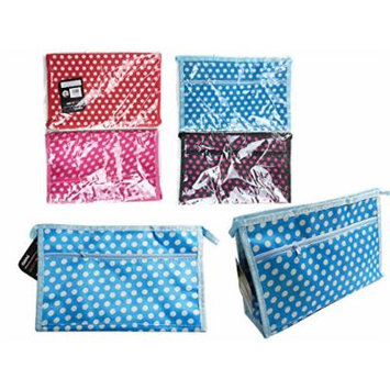 Cosmetic Makeup Bag Size: 11.5