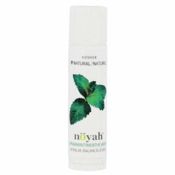 Noyah - Natural Lip Balm Spearmint - 0.15 oz. (pack of 3)