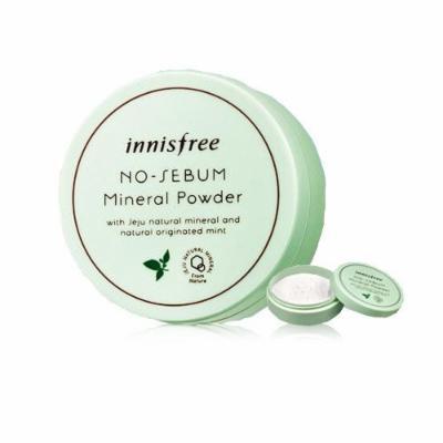 Innisfree No-Sebum Mineral Powder 5 g