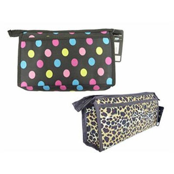 Cosmetic Makeup Bag Size: 10