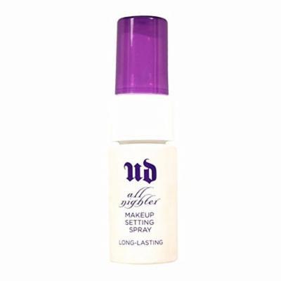 Urban Decay All Nighter Makeup Setting Spray Long LAsting. Travel Size 15 ml/0.5 fl oz